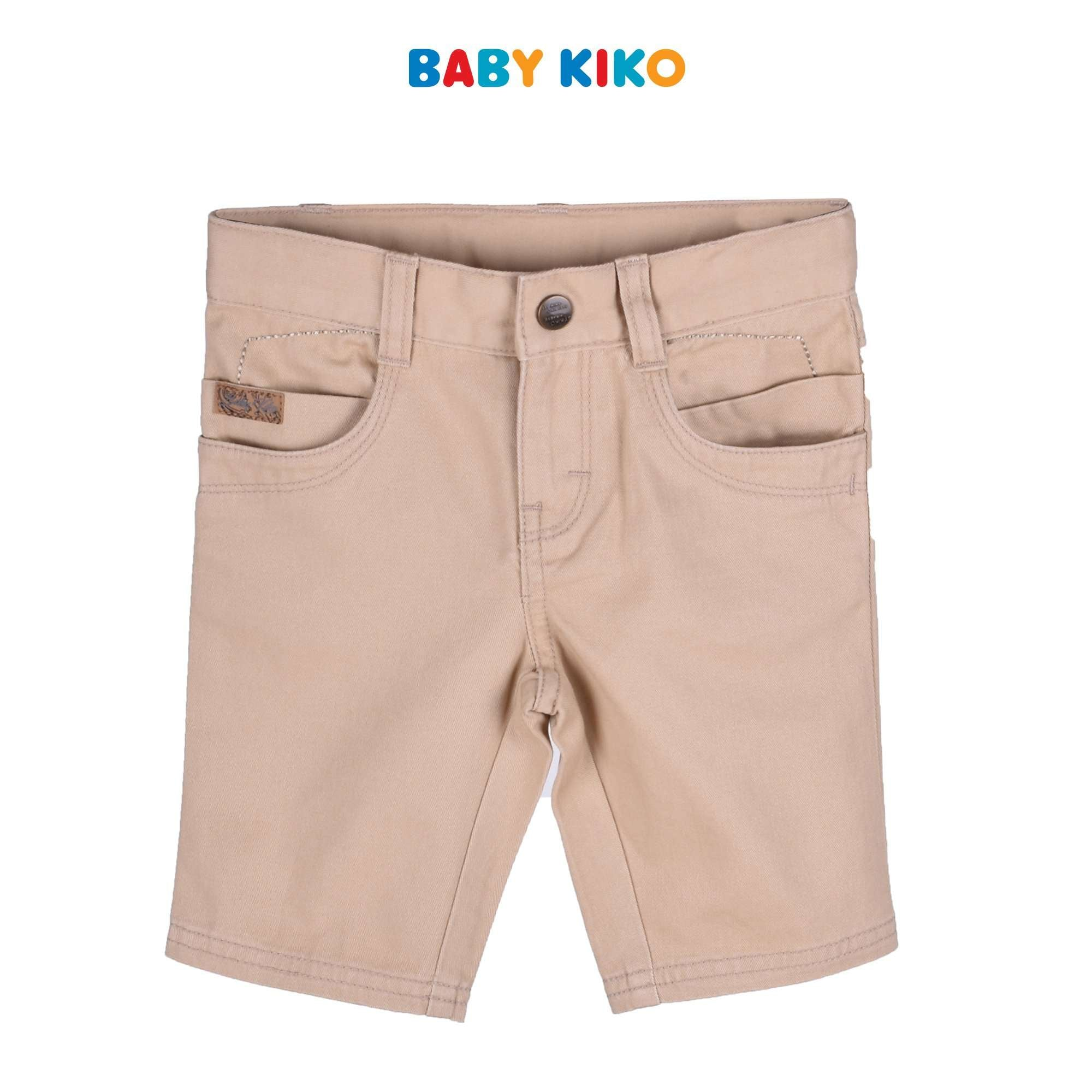 Baby KIKO Toddler Boy Bermuda 335115-242 : Buy Baby KIKO online at CMG.MY