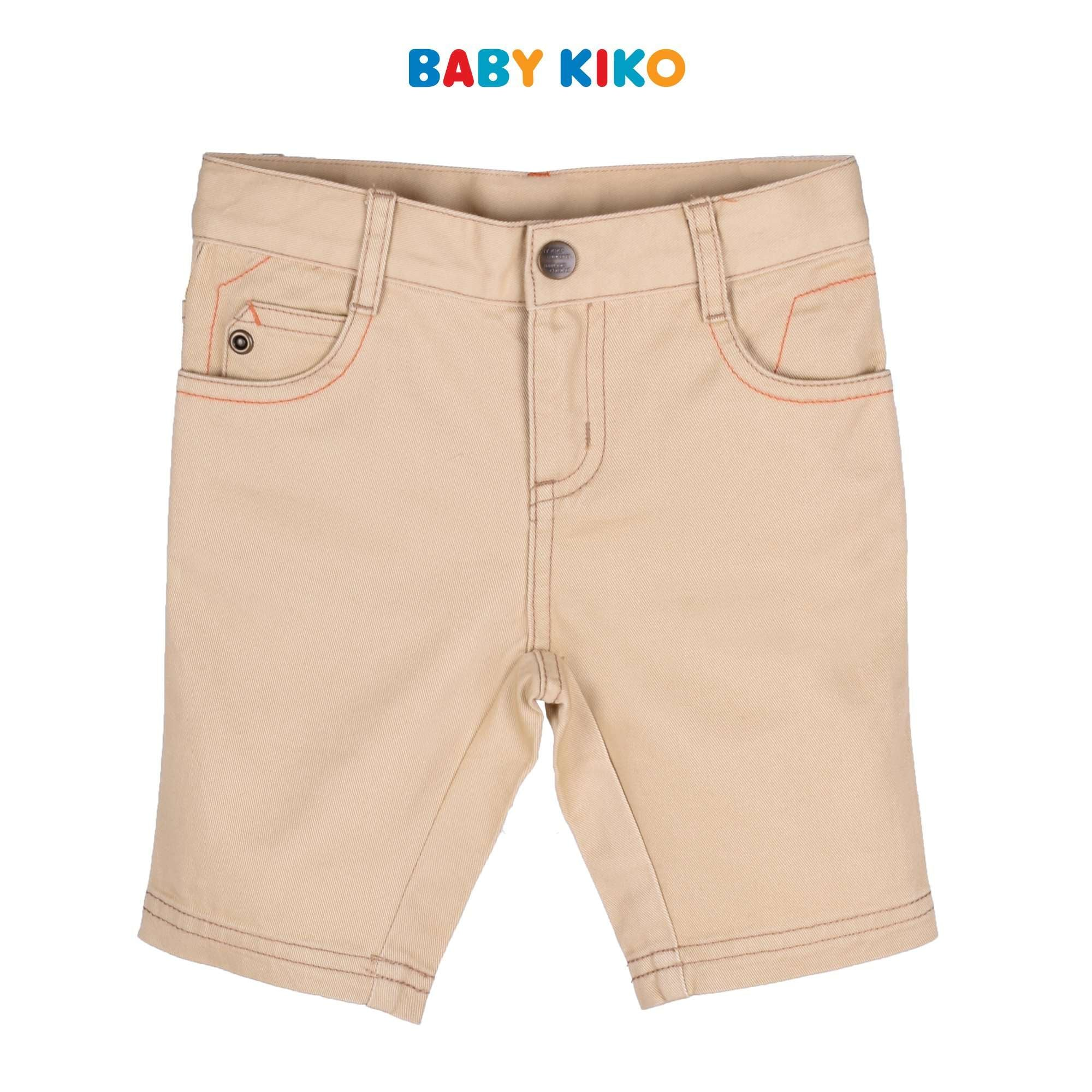 Baby KIKO Toddler Boy Bermuda 335121-241 : Buy Baby KIKO online at CMG.MY