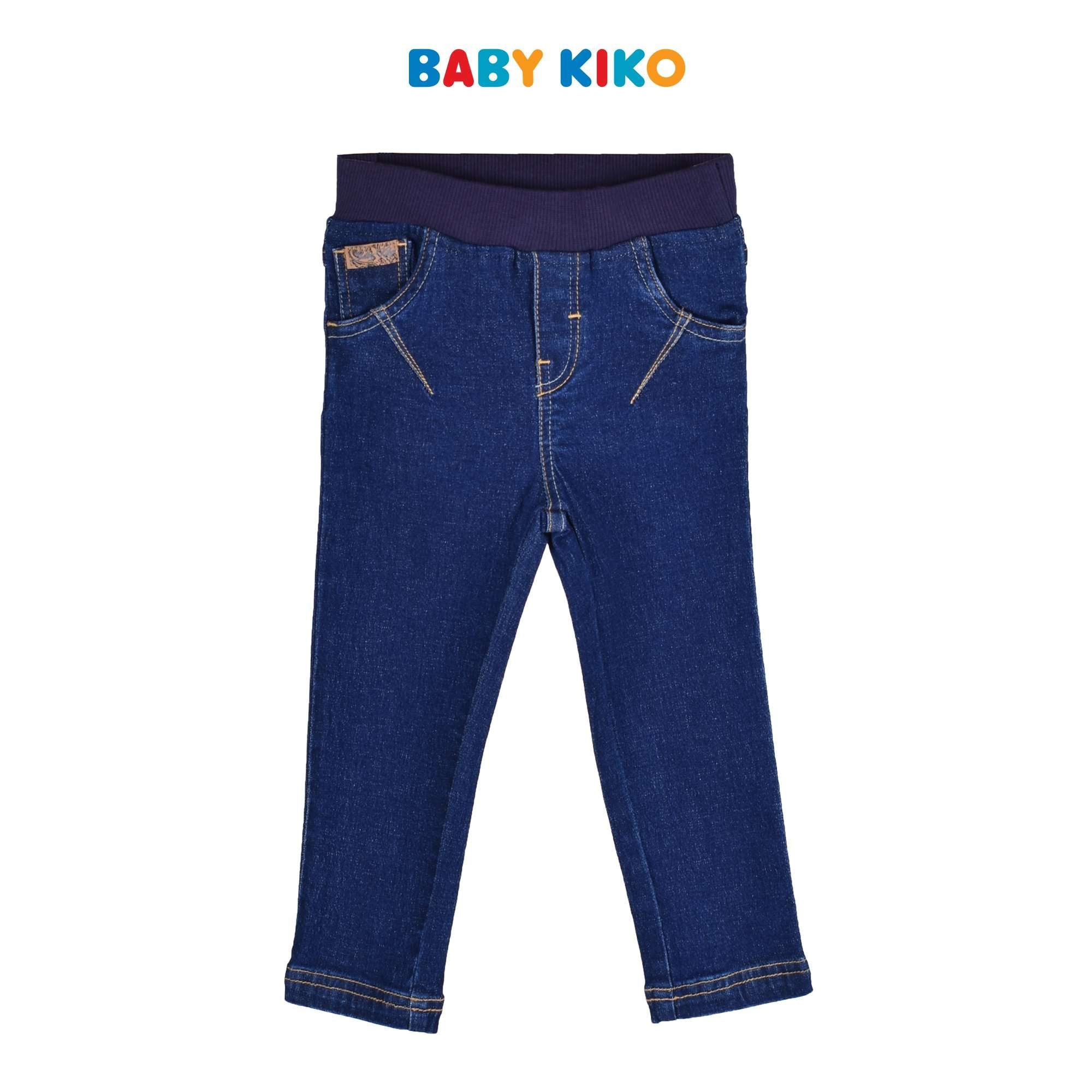 Baby KIKO Toddler Boy Jeans 335117-212 : Buy Baby KIKO online at CMG.MY
