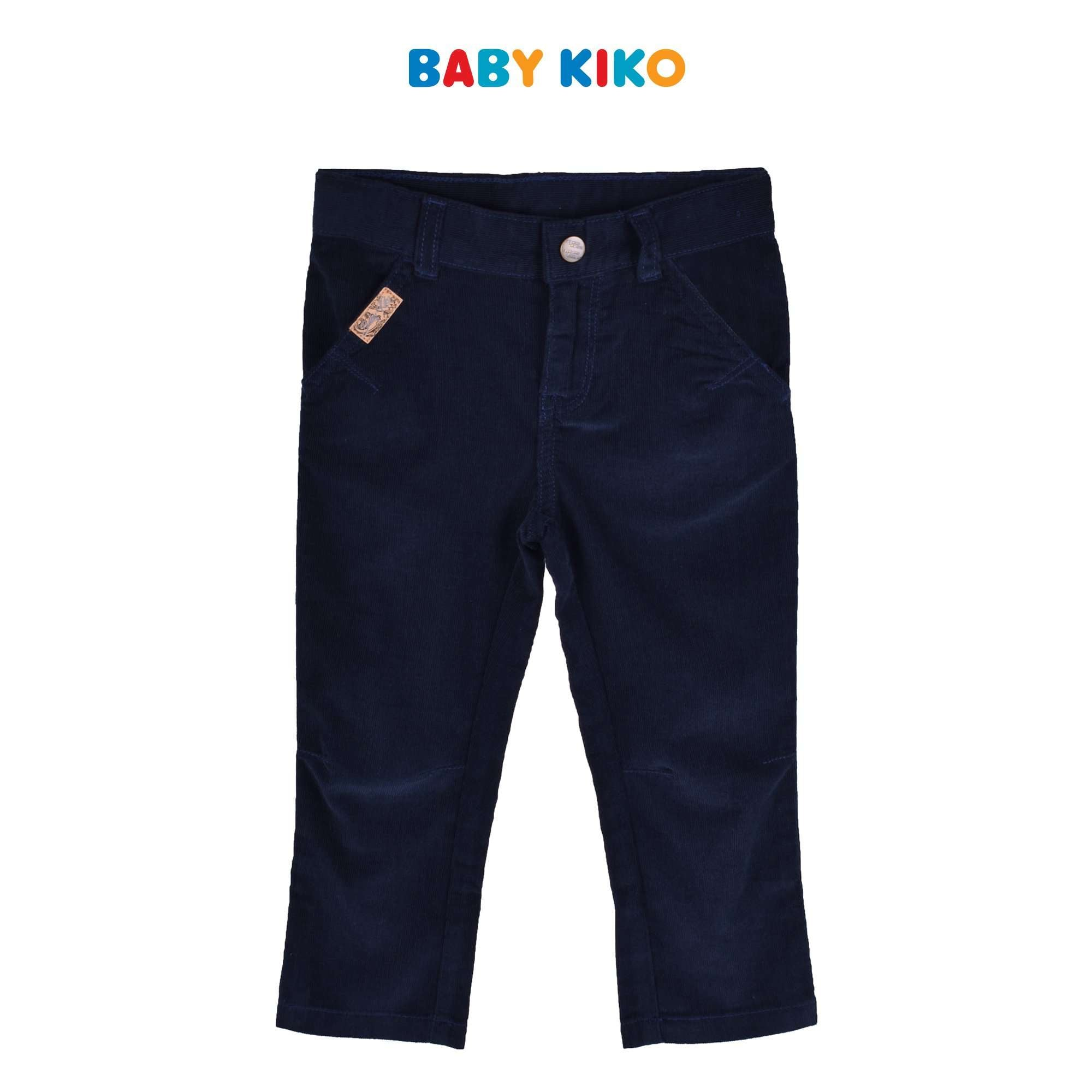 Baby KIKO Toddler Boy Long Pants 335115-251 : Buy Baby KIKO online at CMG.MY