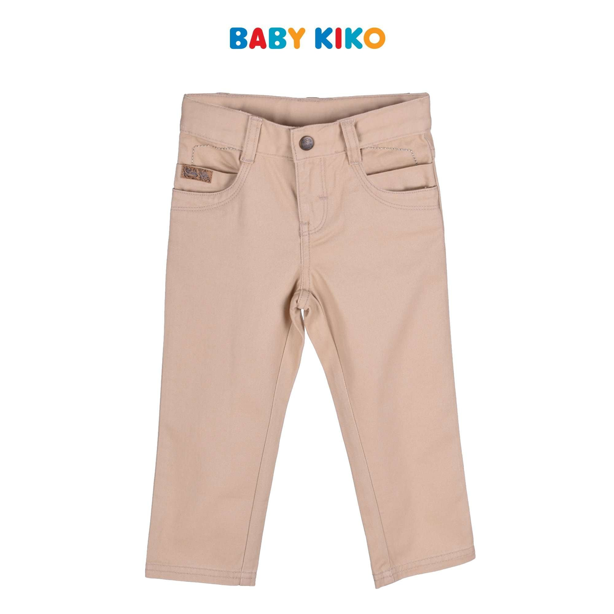 Baby KIKO Toddler Boy Long Pants 335115-252 : Buy Baby KIKO online at CMG.MY
