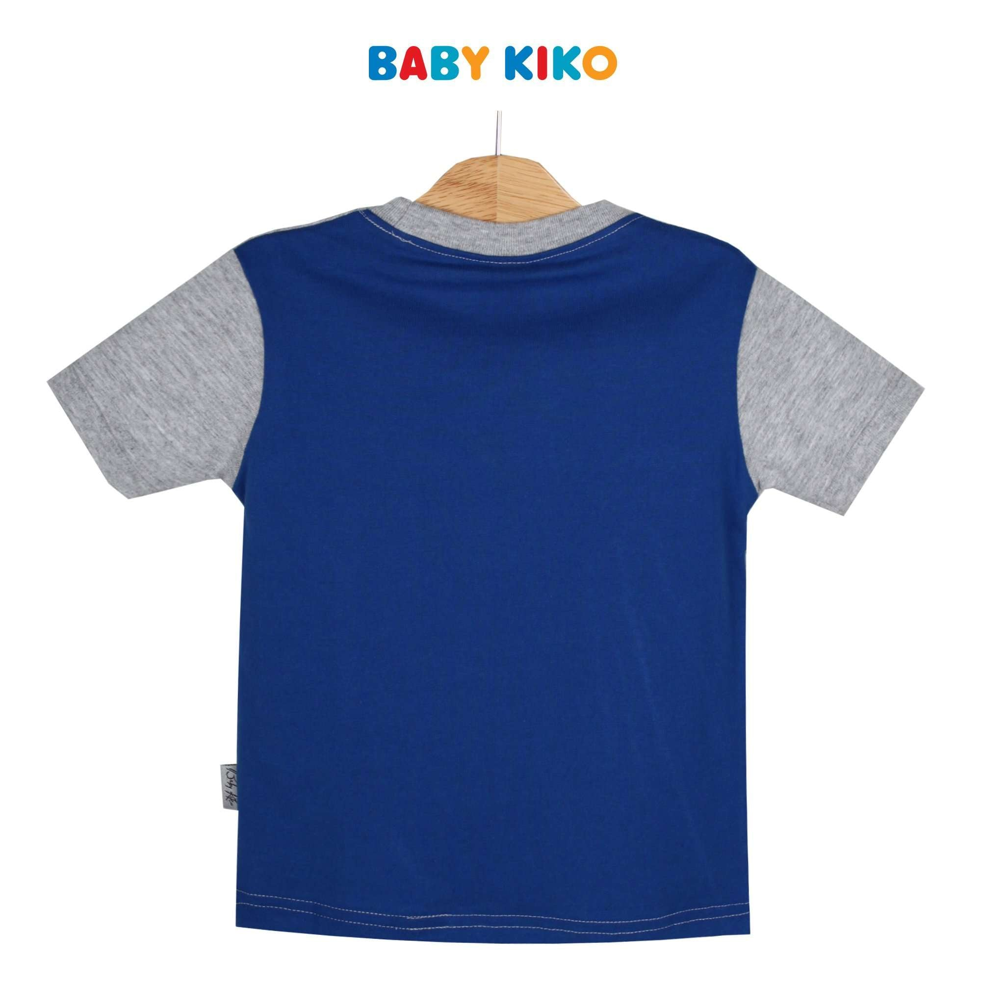 Baby KIKO Toddler Boy Short Sleeve Tee - 335121-111 : Buy Baby KIKO online at CMG.MY