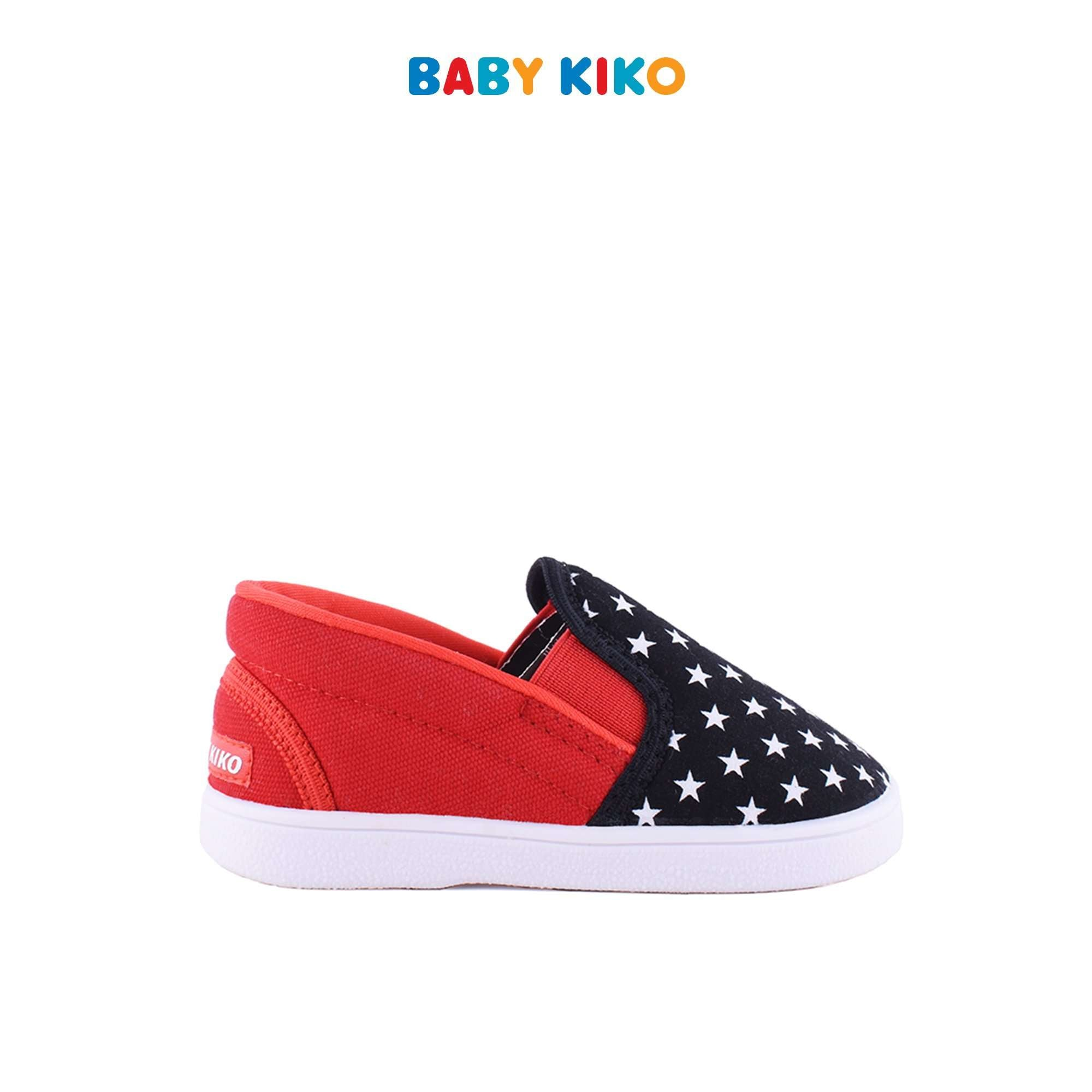 Baby KIKO Toddler Boy Textile Shoes - Black B922106-5087-G9 : Buy Baby KIKO online at CMG.MY
