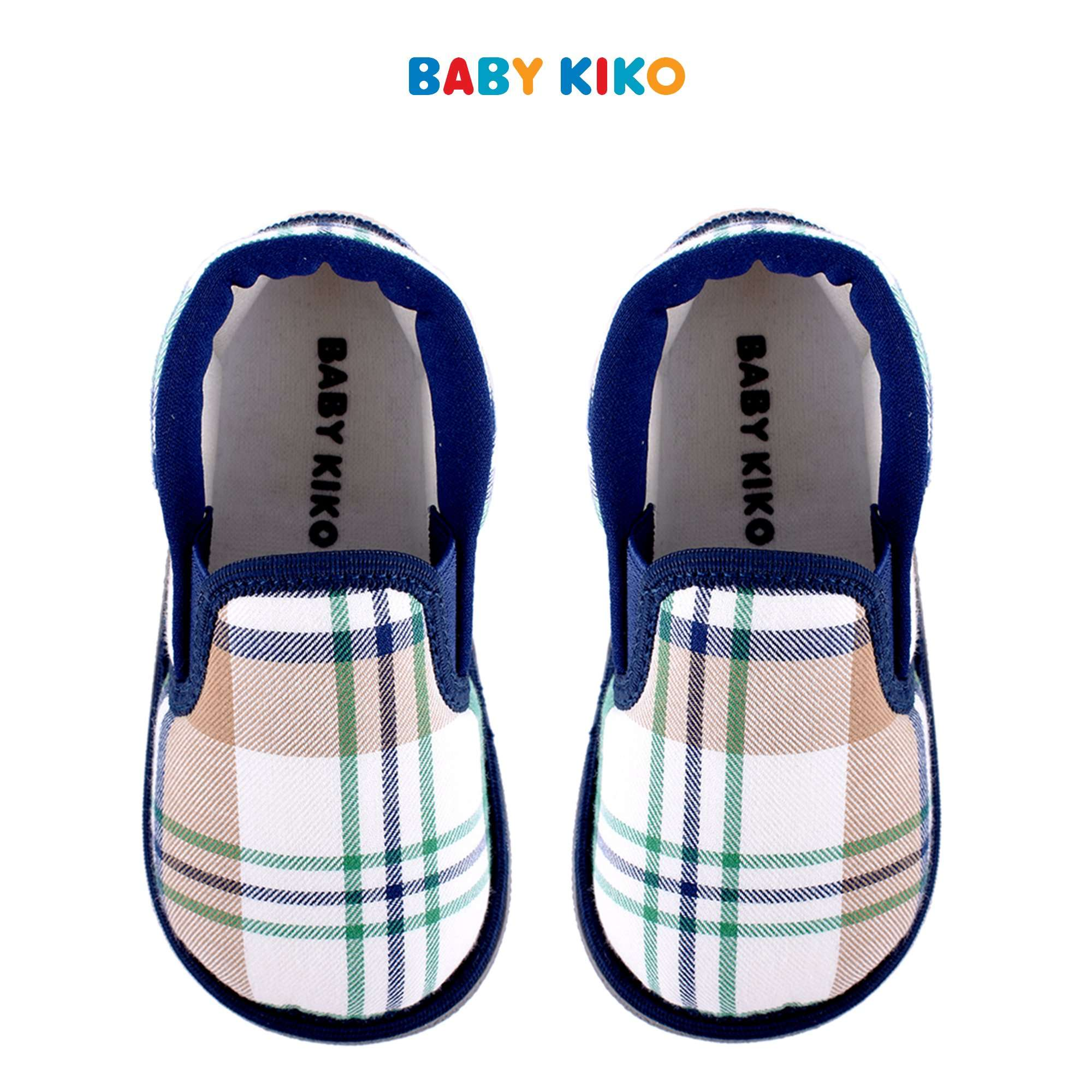 Baby KIKO Toddler Boy Textile Shoes - Green B922106-5088-N5 : Buy Baby KIKO online at CMG.MY