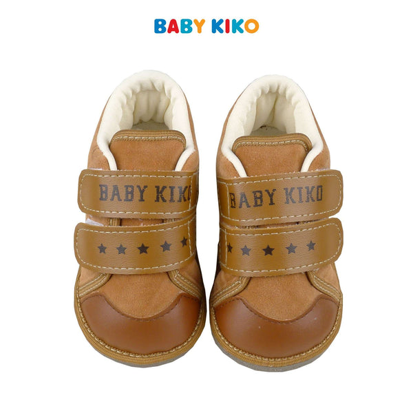 Baby KIKO Toddler Boy Textile Shoes - Khaki 315130-511 : Buy Baby KIKO online at CMG.MY