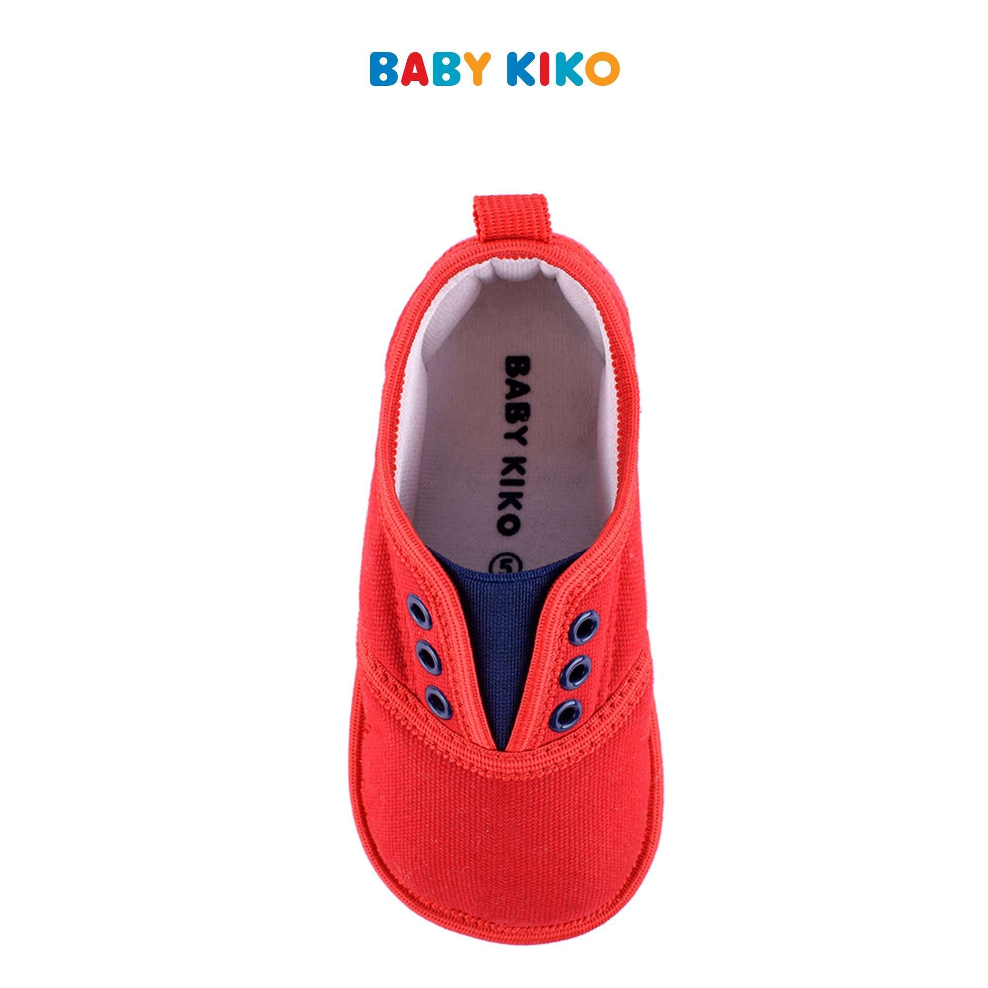 Baby KIKO Toddler Boy Textile Shoes - Red B922106-5090-R5 : Buy Baby KIKO online at CMG.MY