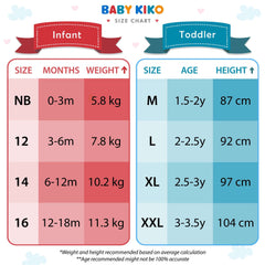 Baby KIKO Toddler Girl Long Sleeve Long Pants Suit 325147-431 : Buy Baby KIKO online at CMG.MY