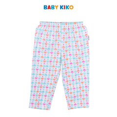 Baby KIKO Toddler Girl Pyjamas Long Sleeve Long Pants Suit 325148-431 : Buy Baby KIKO online at CMG.MY