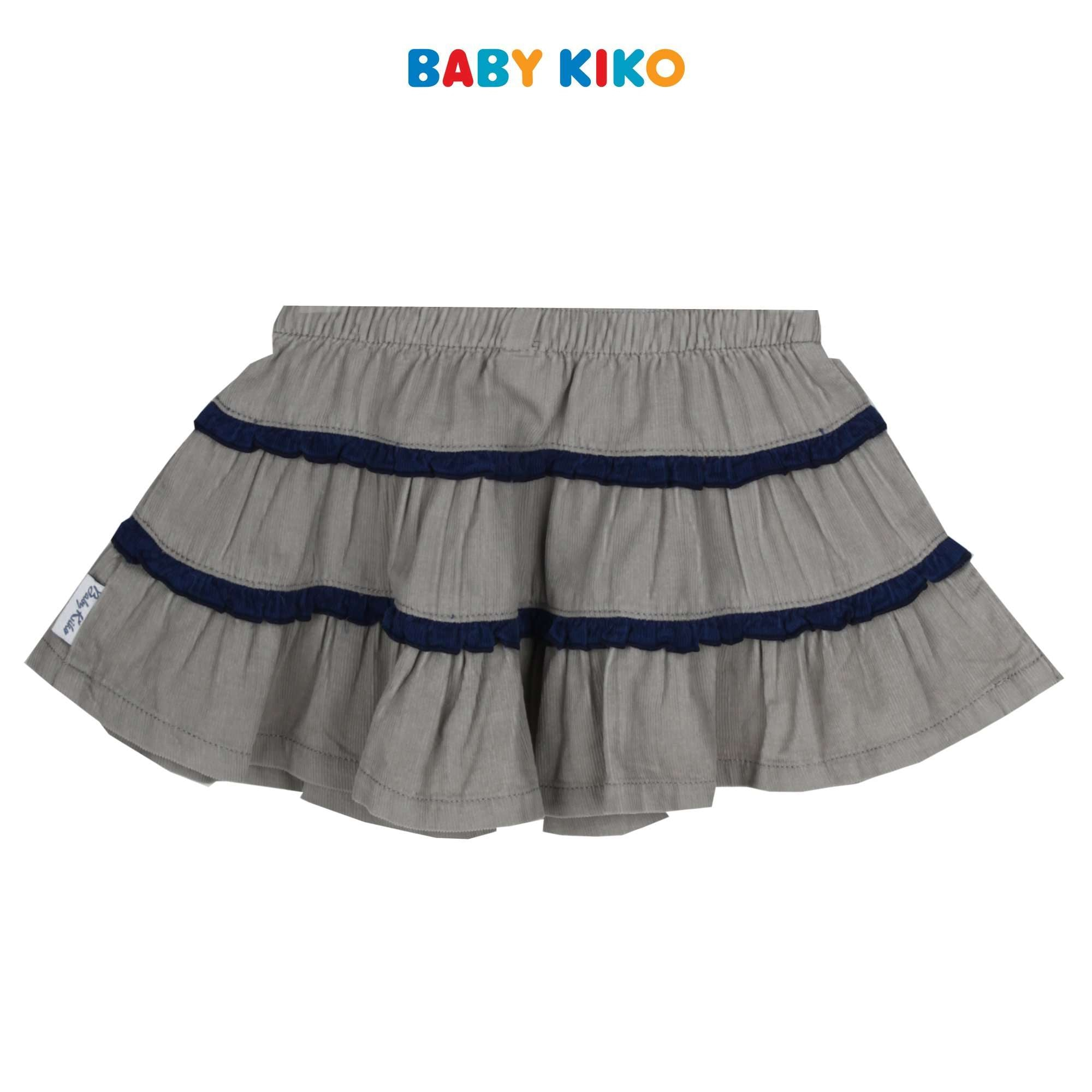Baby KIKO Toddler Girl Skirt - Lavender Lustre 335096-261 : Buy Baby KIKO online at CMG.MY