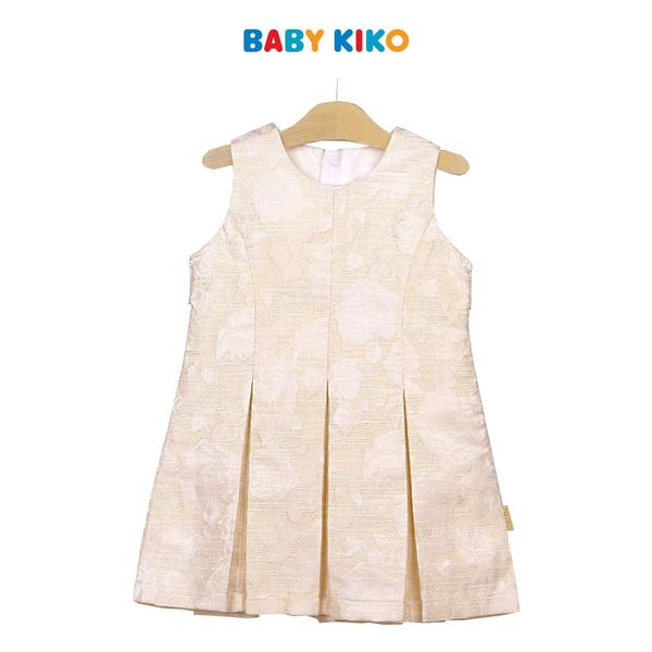Baby KIKO Toddler Girl Sleeveless Dress 315115-311 : Buy Baby KIKO online at CMG.MY