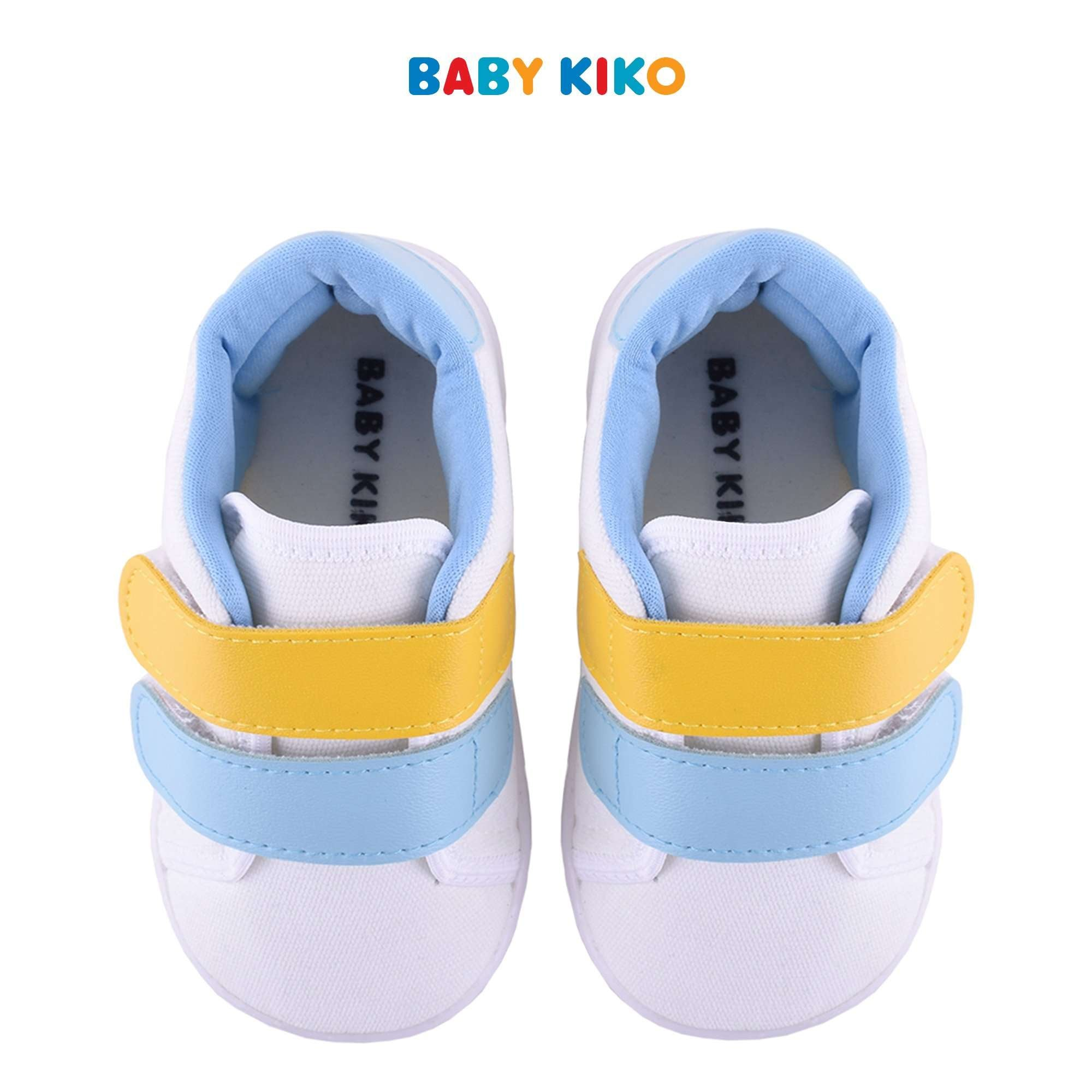 Baby KIKO Toddler Girl Textile Shoes - White B925106-5002-WO : Buy Baby KIKO online at CMG.MY