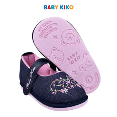 Baby KIKO Toddler Girl Textiles Shoes- Black 315065-501 : Buy Baby KIKO online at CMG.MY