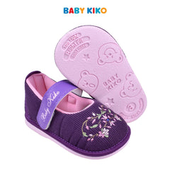 Baby KIKO Toddler Girl Textiles Shoes- Purple 315065-501 : Buy Baby KIKO online at CMG.MY
