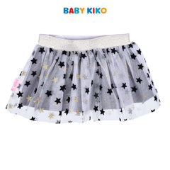 Baby KIKO Toddler Girl Tulle Skirt Black 335095-261 : Buy Baby KIKO online at CMG.MY