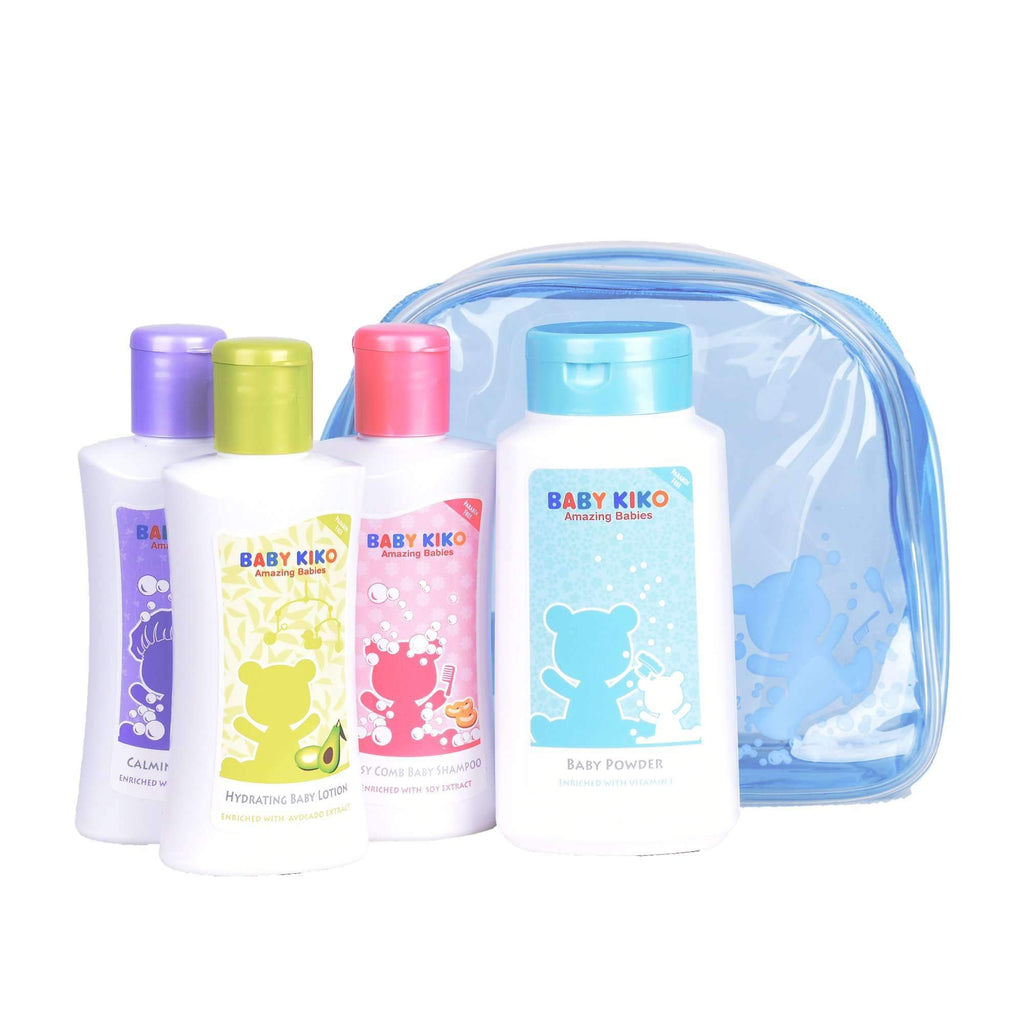 Baby KIKO Toiletries Travel Set 3656-001 : Buy Baby KIKO online at CMG.MY