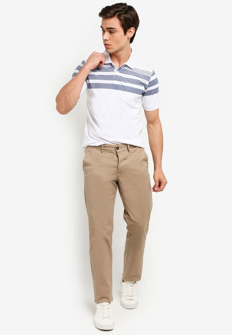 Casual Polo - Modern Fit