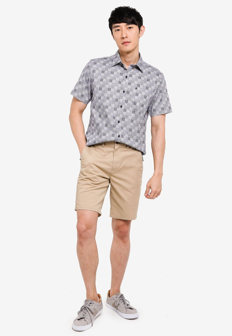 Casual Short Sleeve - Modern Fit