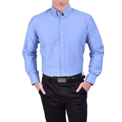 John Master Business Basic Shirt Long Sleeves Dark Blue 7077000 : Buy John Master online at CMG.MY