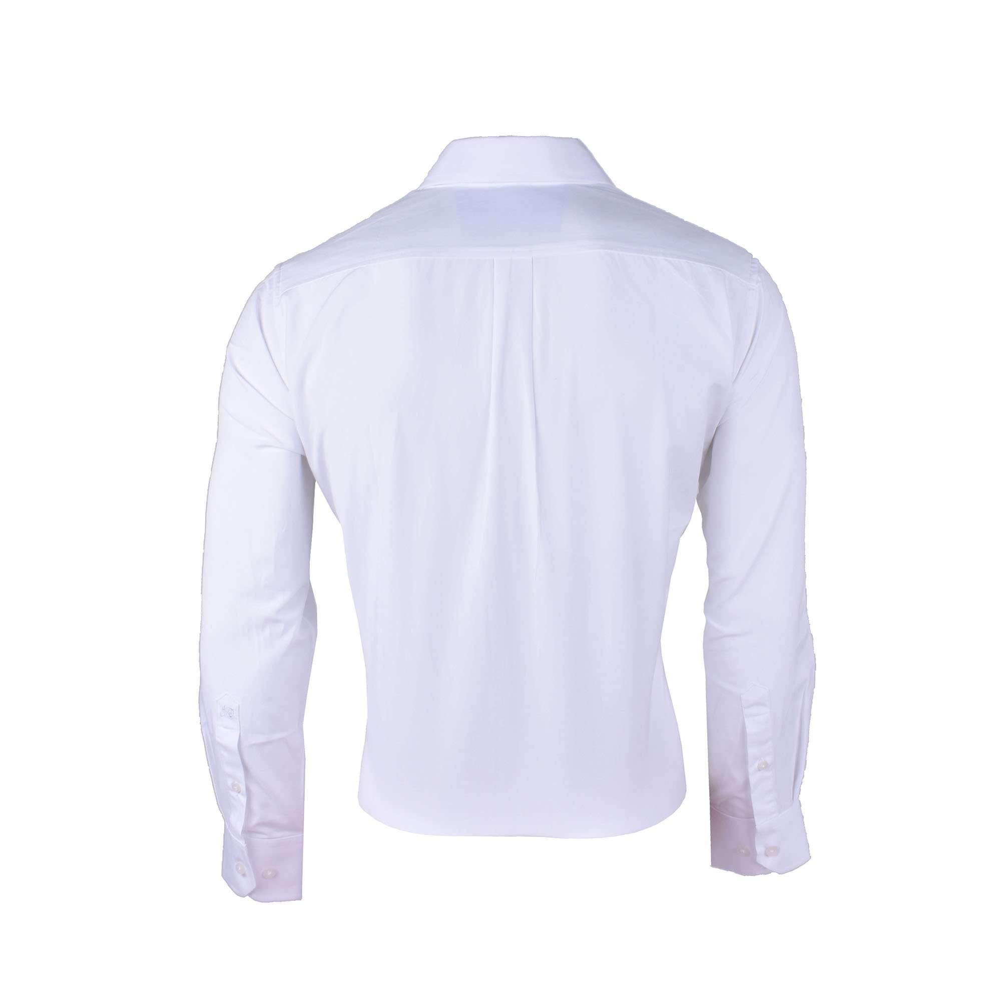 John Master Business Basic Shirt Long Sleeves White 7077000 : Buy John Master online at CMG.MY