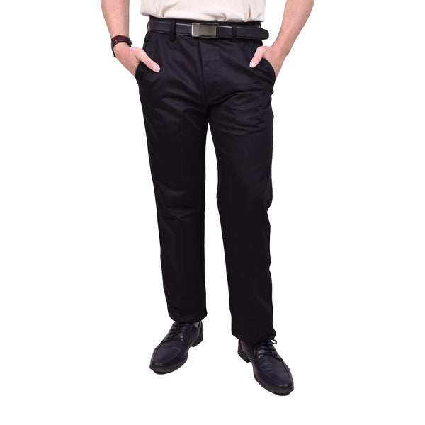 John Master Casual Pants Infinite Black 4047000 : Buy John Master online at CMG.MY