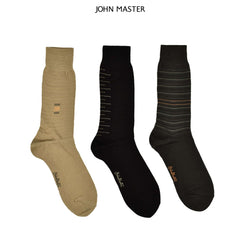 John Master Cotton Nylon Socks 2014161 : Buy John Master online at CMG.MY
