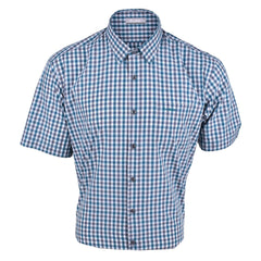John Master Men Casual Regular Fit Shirt Green 7147021-N5 : Buy John Master online at CMG.MY
