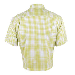 John Master Men Casual Regular Fit Shirt Green 7147035-N3 : Buy John Master online at CMG.MY