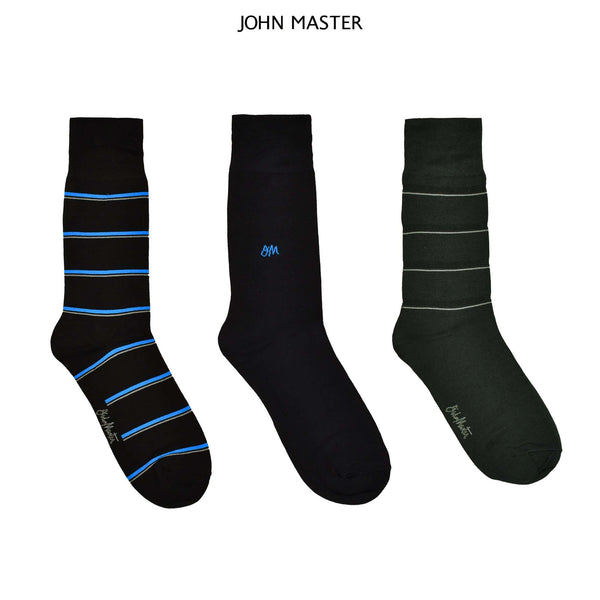 John Master Mercerized Spandex Socks 2053540 : Buy John Master online at CMG.MY