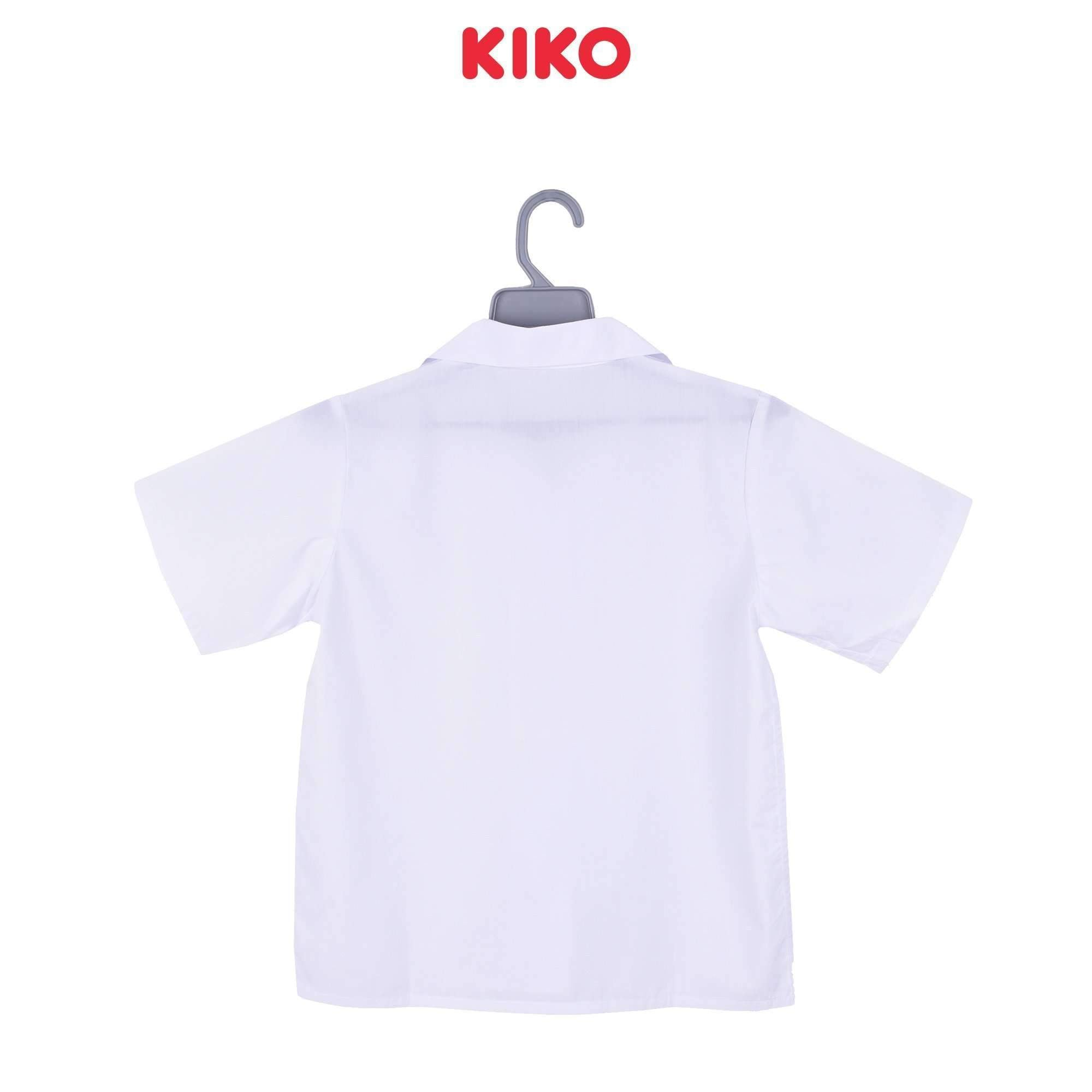 K-Primary Boy Short Sleeve Shirt School Uniform Primary - White 121033-14X : Buy K-Primary online at CMG.MY