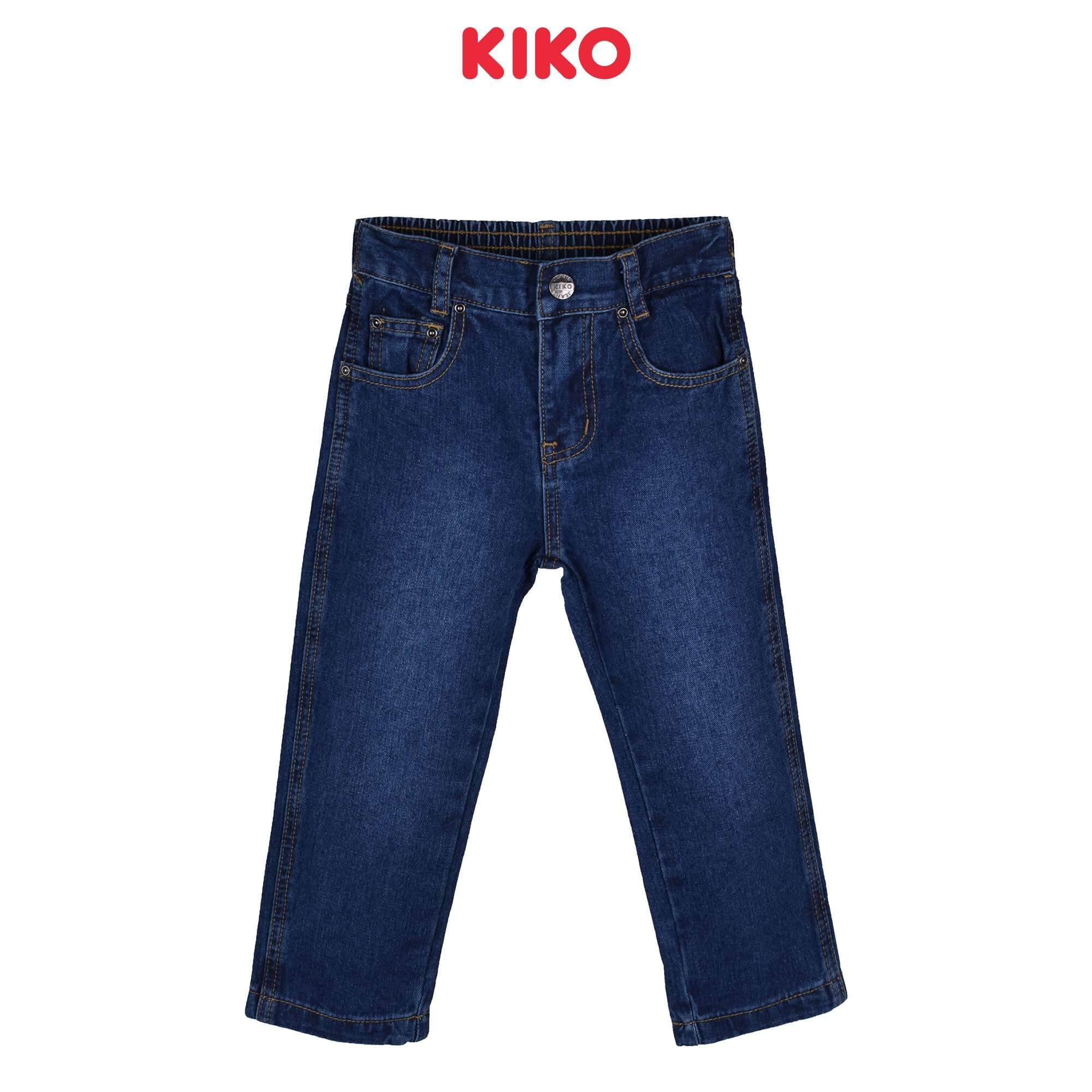 KIKO Boy Jeans Regular Fit 130055-211-L5 : Buy KIKO online at CMG.MY
