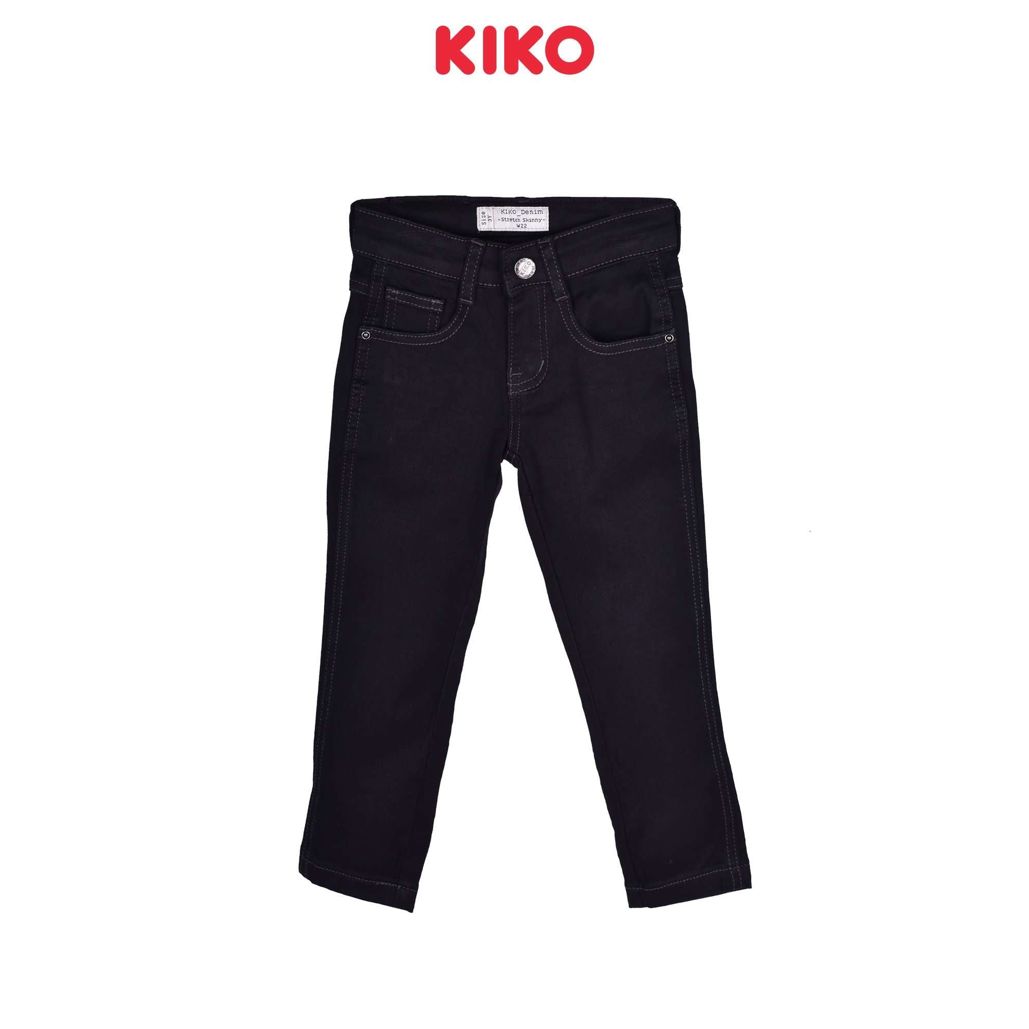 KIKO Boy Jeans Regular Fit 130056-213-G9 : Buy KIKO online at CMG.MY