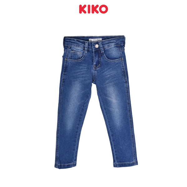KIKO Boy Jeans Regular Fit 130061-213-L5 : Buy KIKO online at CMG.MY