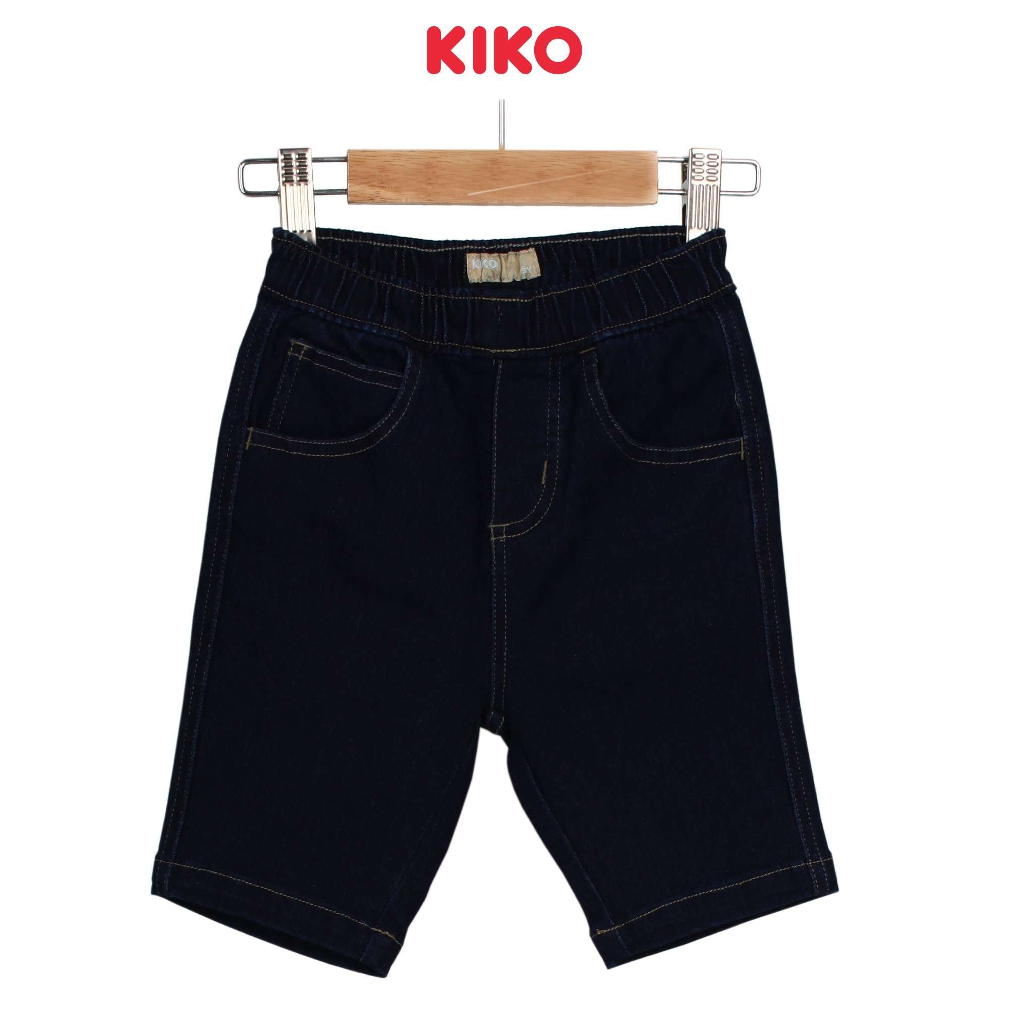 KIKO Boy Denim Bermuda - Blue 121249-202 : Buy KIKO online at CMG.MY
