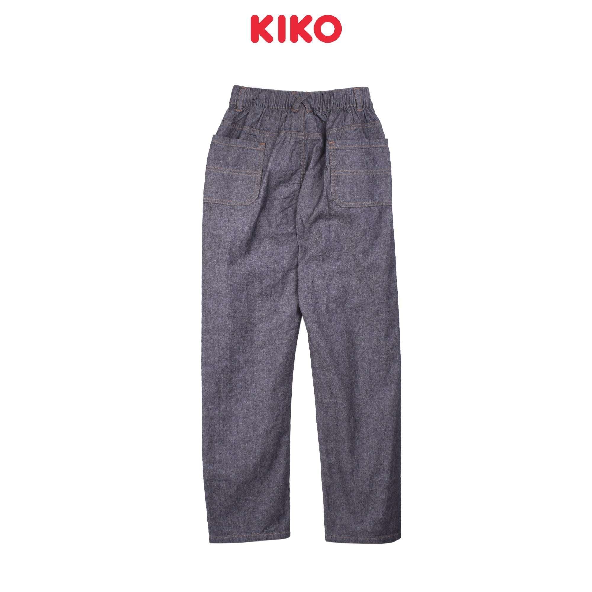 KIKO Boy Jeans Regular Fit K922001-2149-G9 : Buy KIKO online at CMG.MY