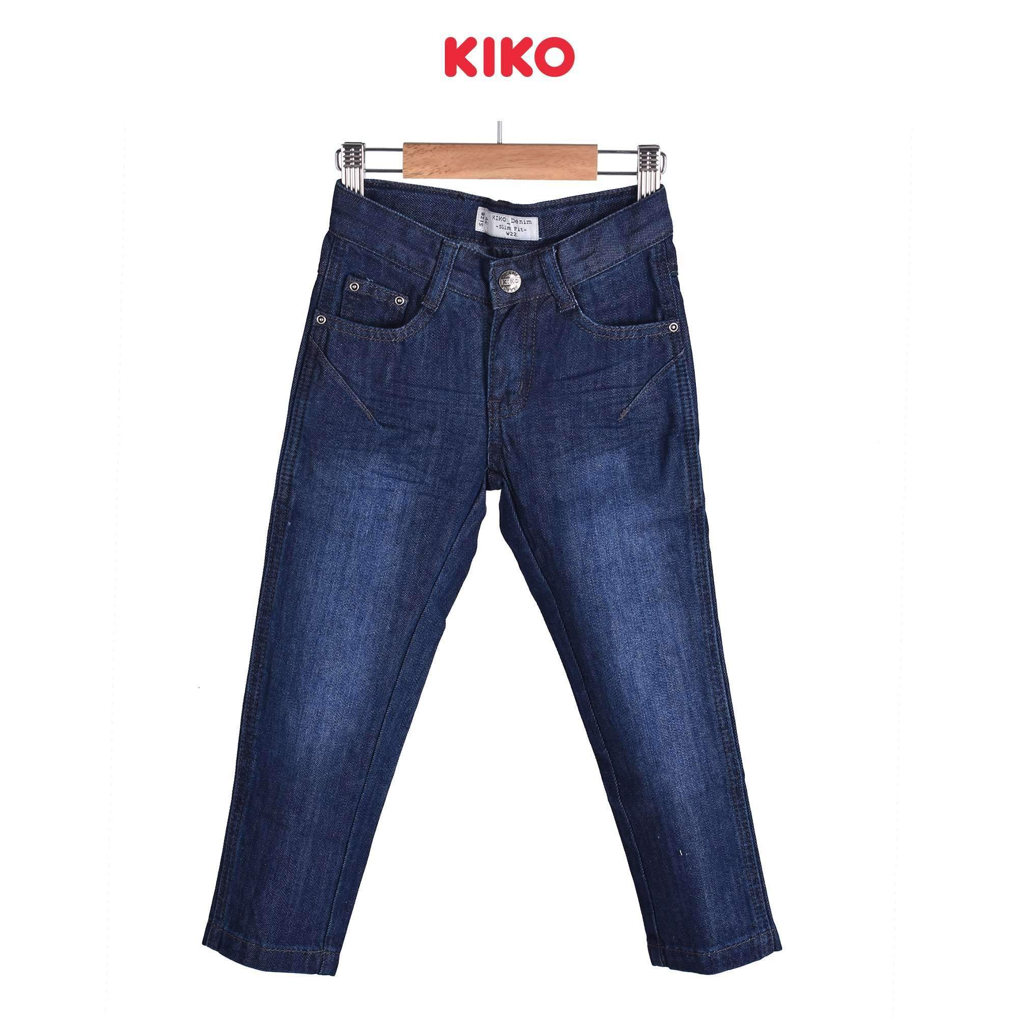 KIKO Boy Jeans Slim Fit 110065-215 : Buy KIKO online at CMG.MY
