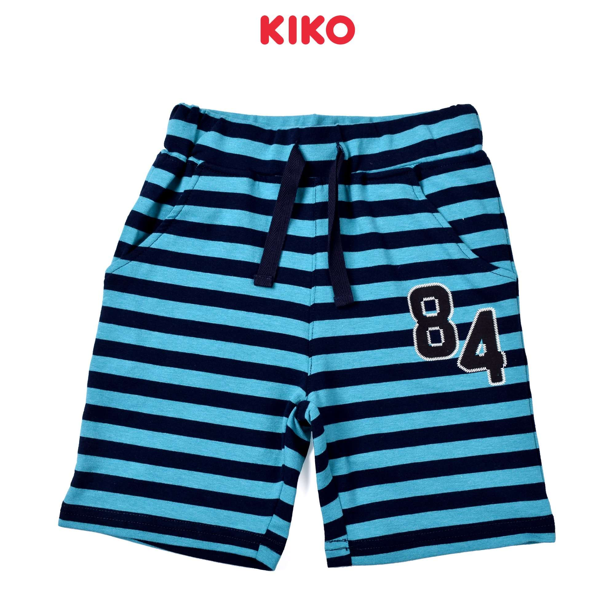 KIKO Boy Knit Short Pants - Blue 121263-286 : Buy KIKO online at CMG.MY