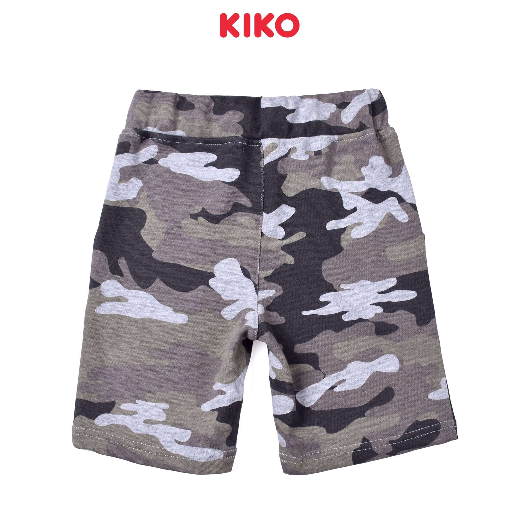 KIKO Boy Knit Short Pants - Grey 121263-282 : Buy KIKO online at CMG.MY