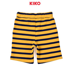 KIKO Boy Knit Short Pants - Orange 121264-281 : Buy KIKO online at CMG.MY