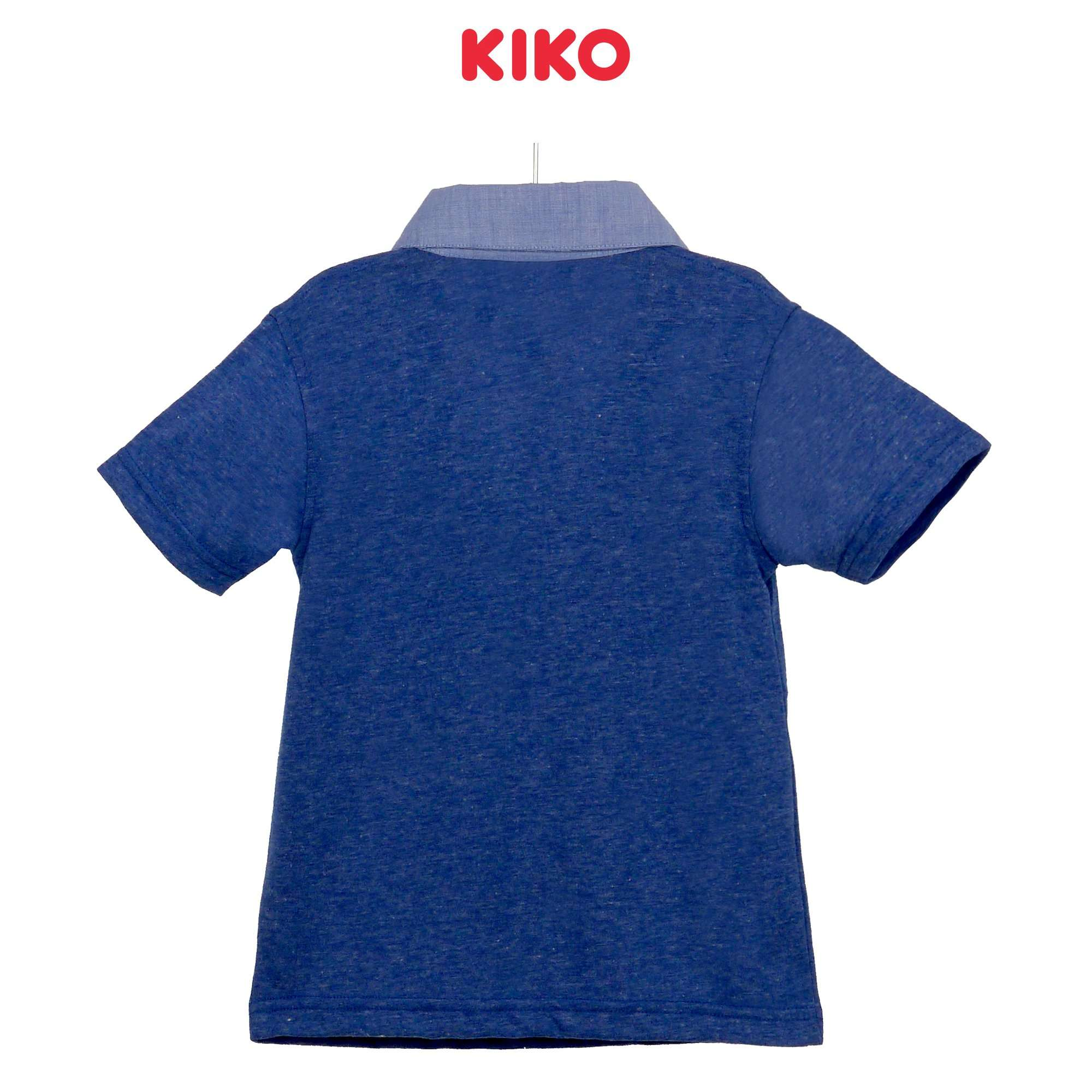 KIKO Boy Short Sleeve Collar Tee 130087-121 : Buy KIKO online at CMG.MY