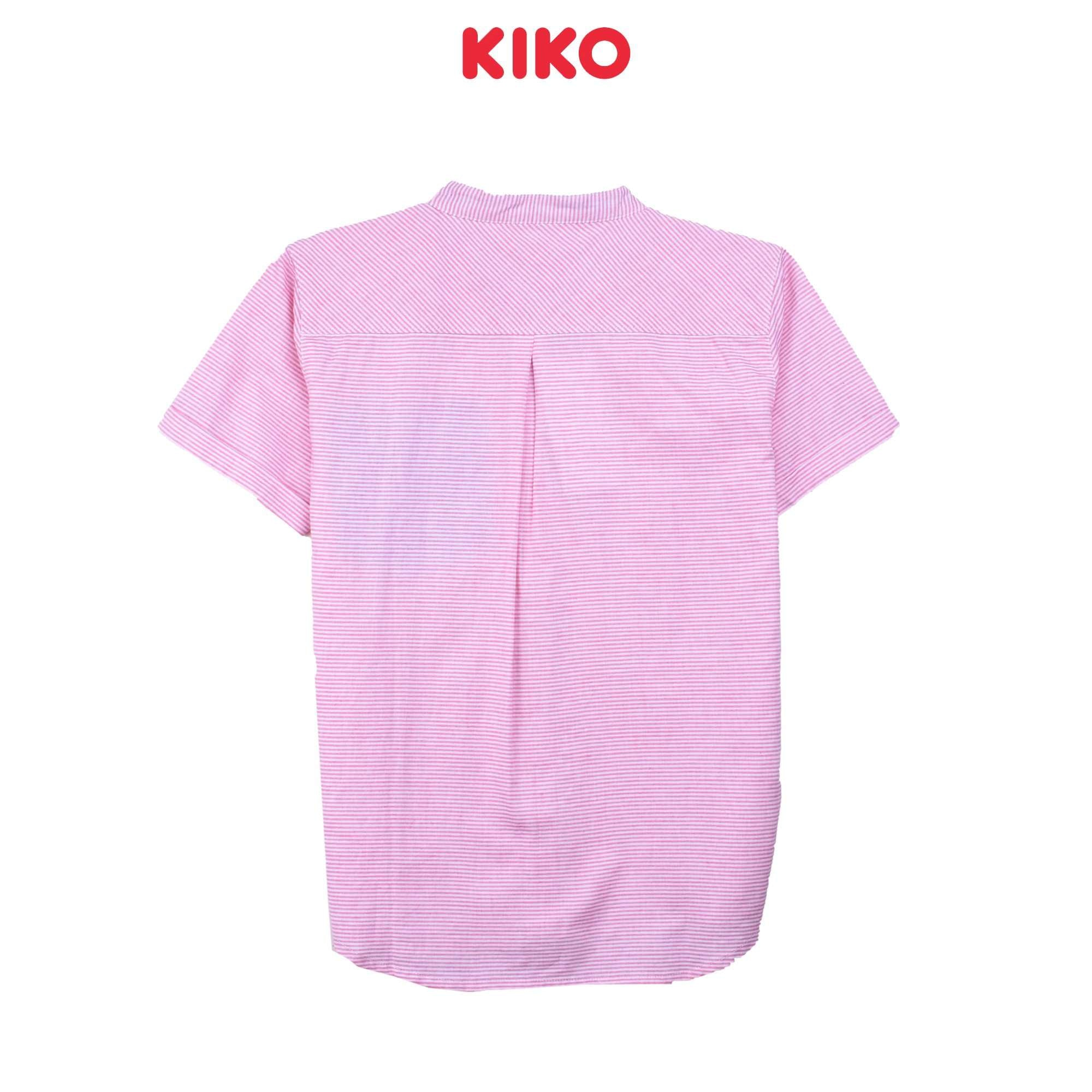 KIKO Boy Short Sleeve Shirt K912001-1424-R5 : Buy KIKO online at CMG.MY