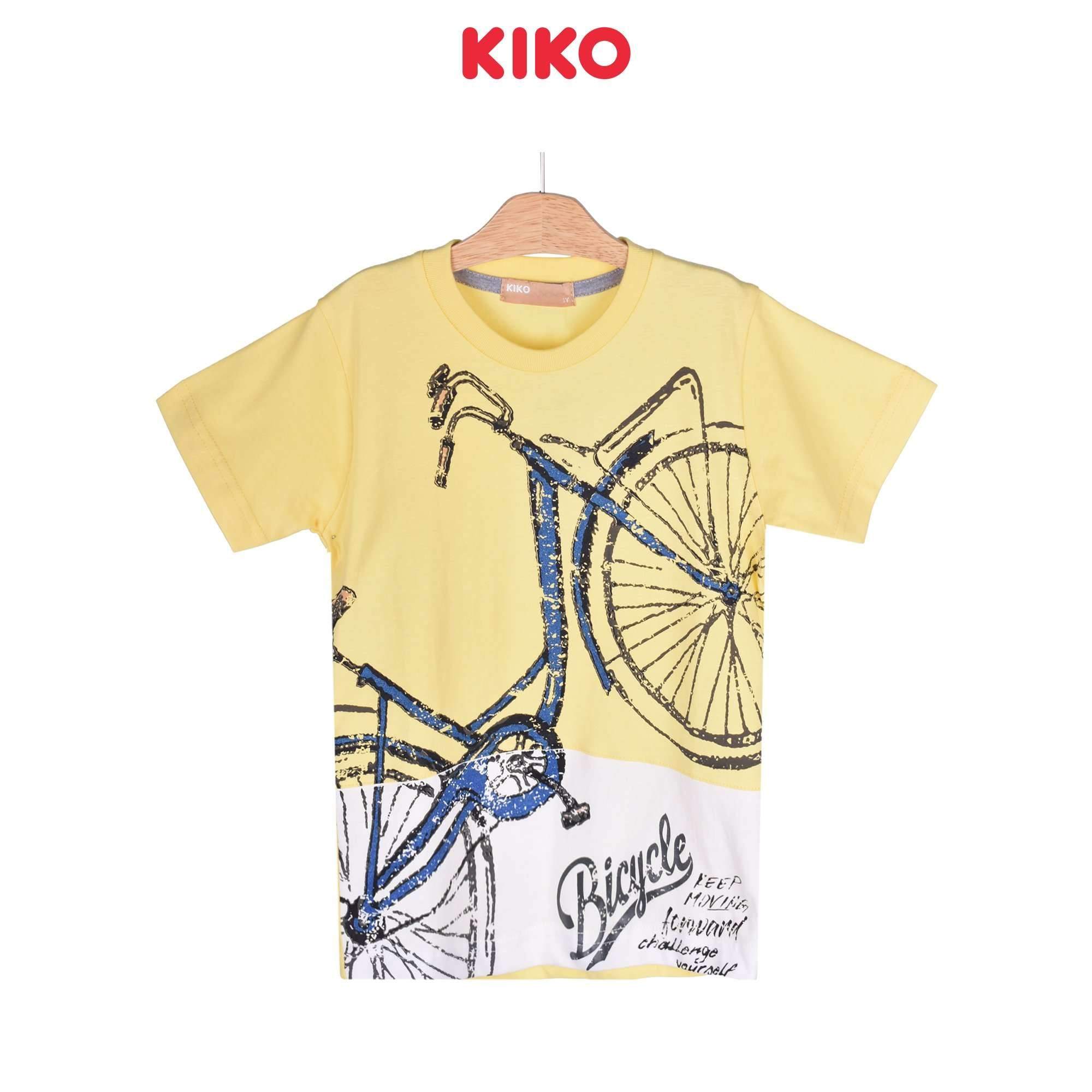 KIKO Boy Short Sleeve Tee 130088-112 : Buy KIKO online at CMG.MY