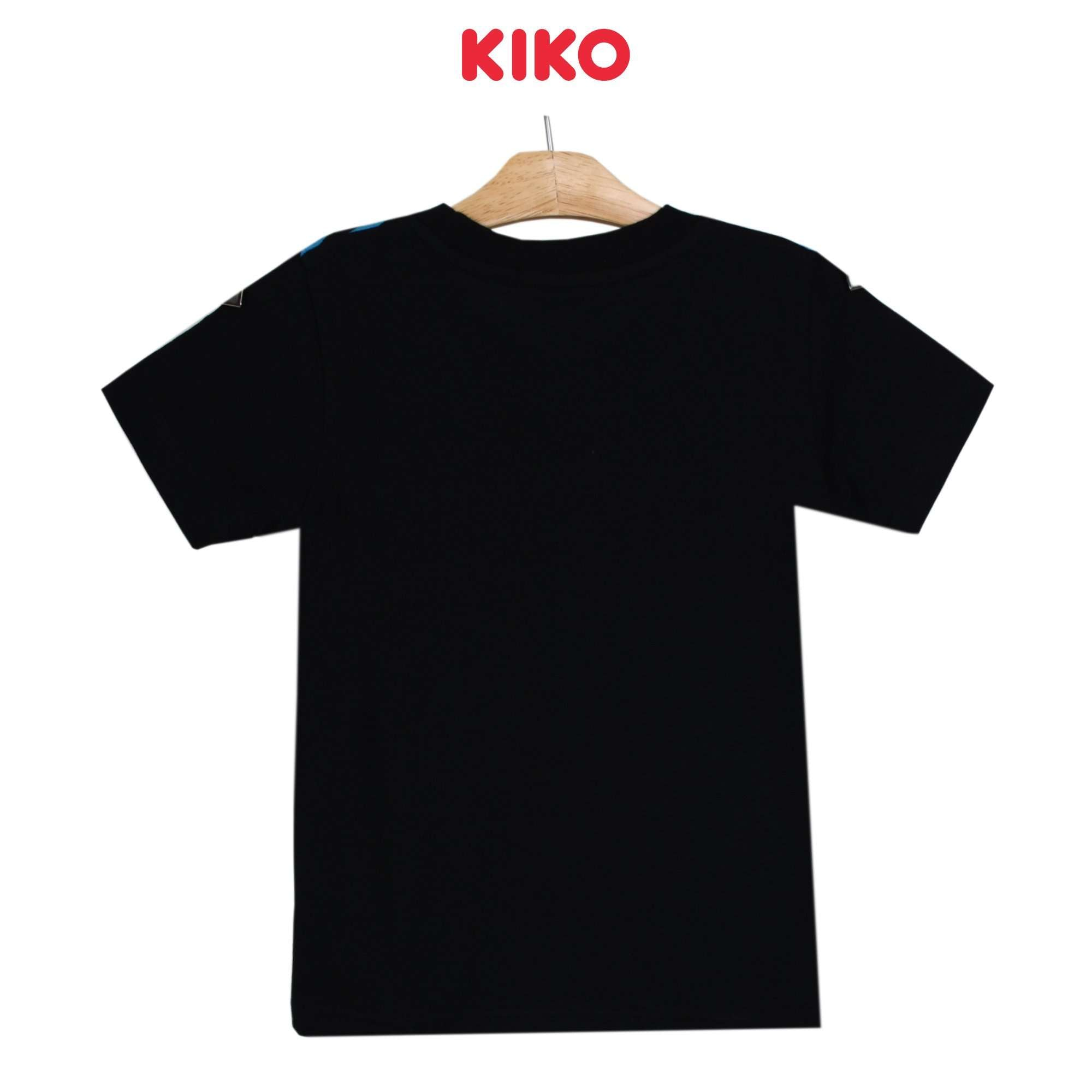KIKO Boy Short Sleeve Tee - Black 130100-112 : Buy KIKO online at CMG.MY