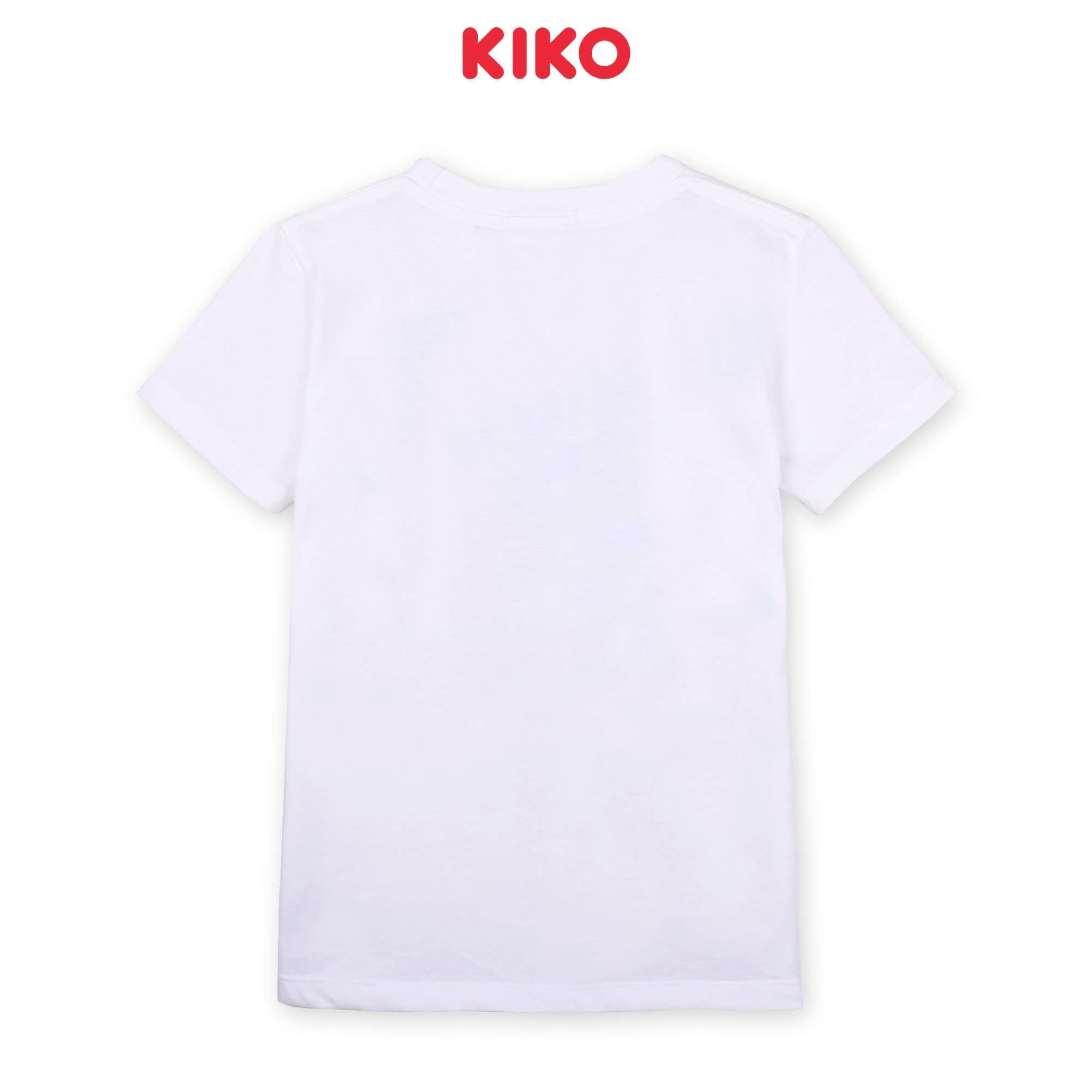 KIKO Boy Short Sleeve Tee - Cream  K923103-1107-W5 : Buy KIKO online at CMG.MY