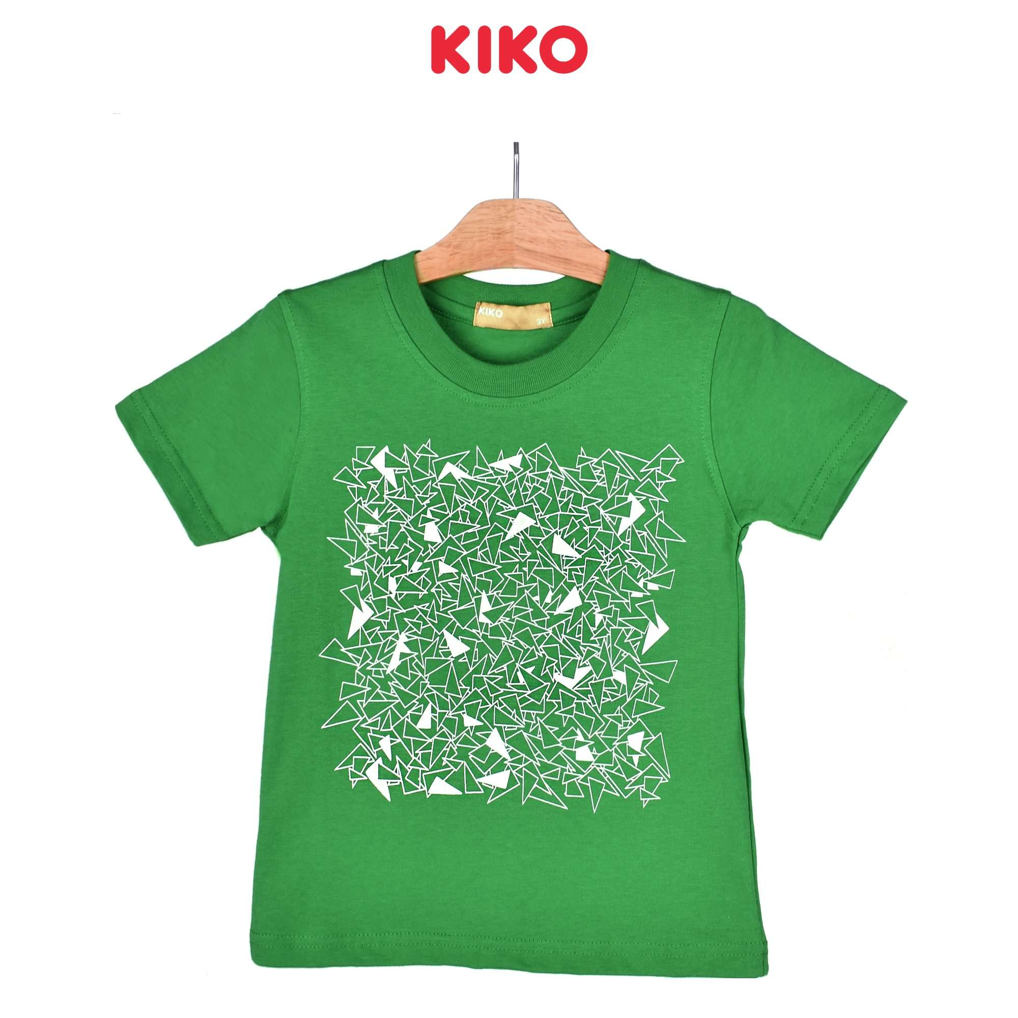 KIKO Boy Short Sleeve Tee - Green 121251-114 : Buy KIKO online at CMG.MY
