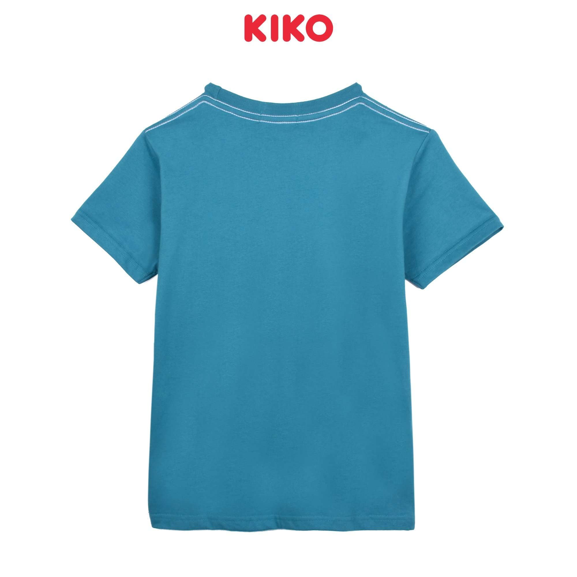 KIKO Boy Short Sleeve Tee - Green K923103-1123-N5 : Buy KIKO online at CMG.MY