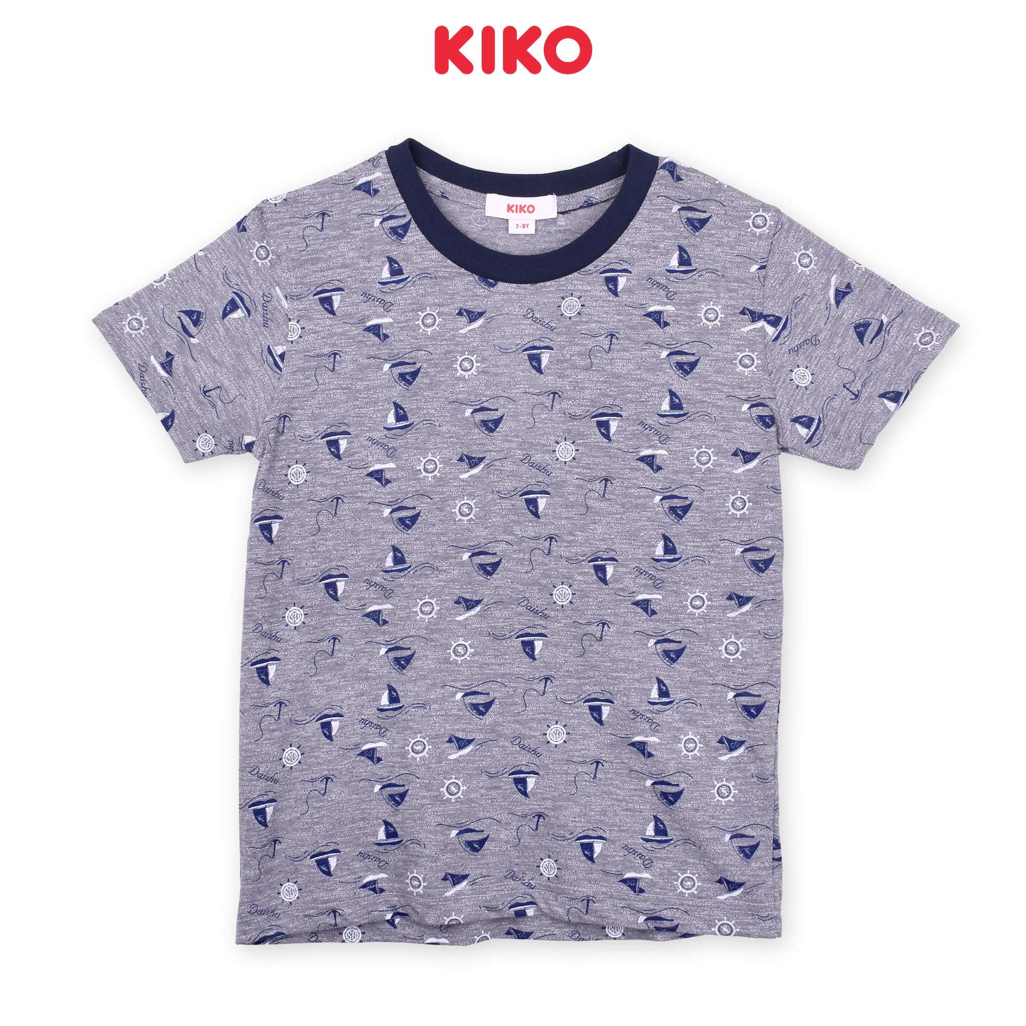 KIKO Boy Short Sleeve Tee - Grey  K923103-1110-G5 : Buy KIKO online at CMG.MY