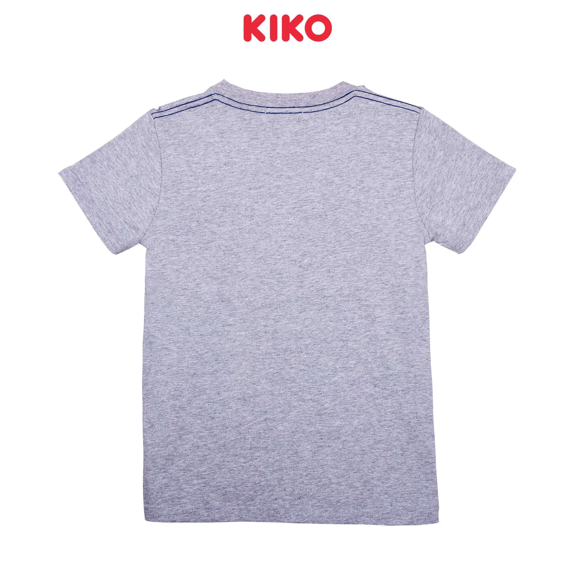 KIKO Boy Short Sleeve Tee - Grey  K923103-1117-G5 : Buy KIKO online at CMG.MY