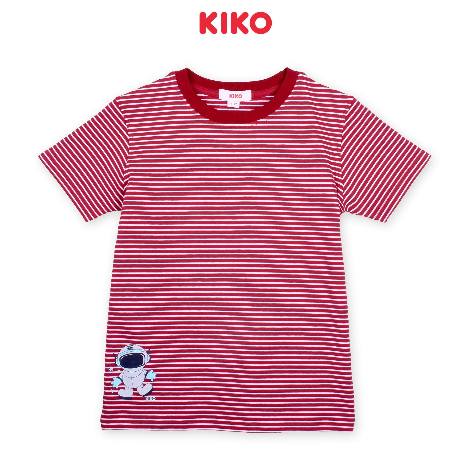 KIKO Boy Short Sleeve Tee - Red K923103-1107-R5 : Buy KIKO online at CMG.MY