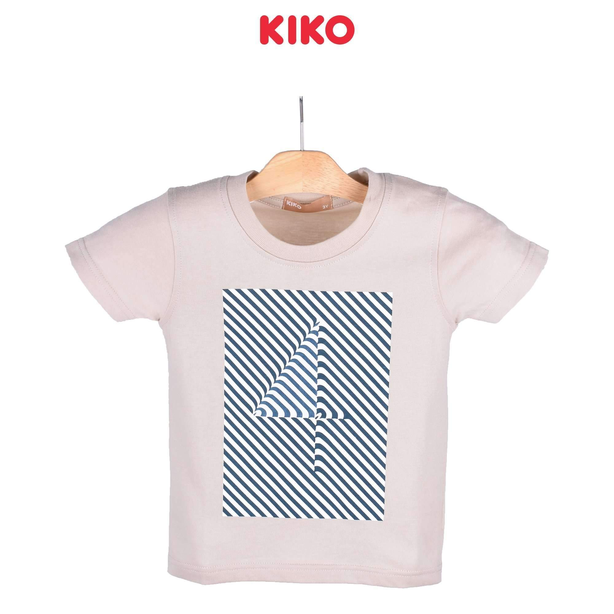 KIKO Boy Short Sleeve Tee 121242-113 : Buy KIKO online at CMG.MY