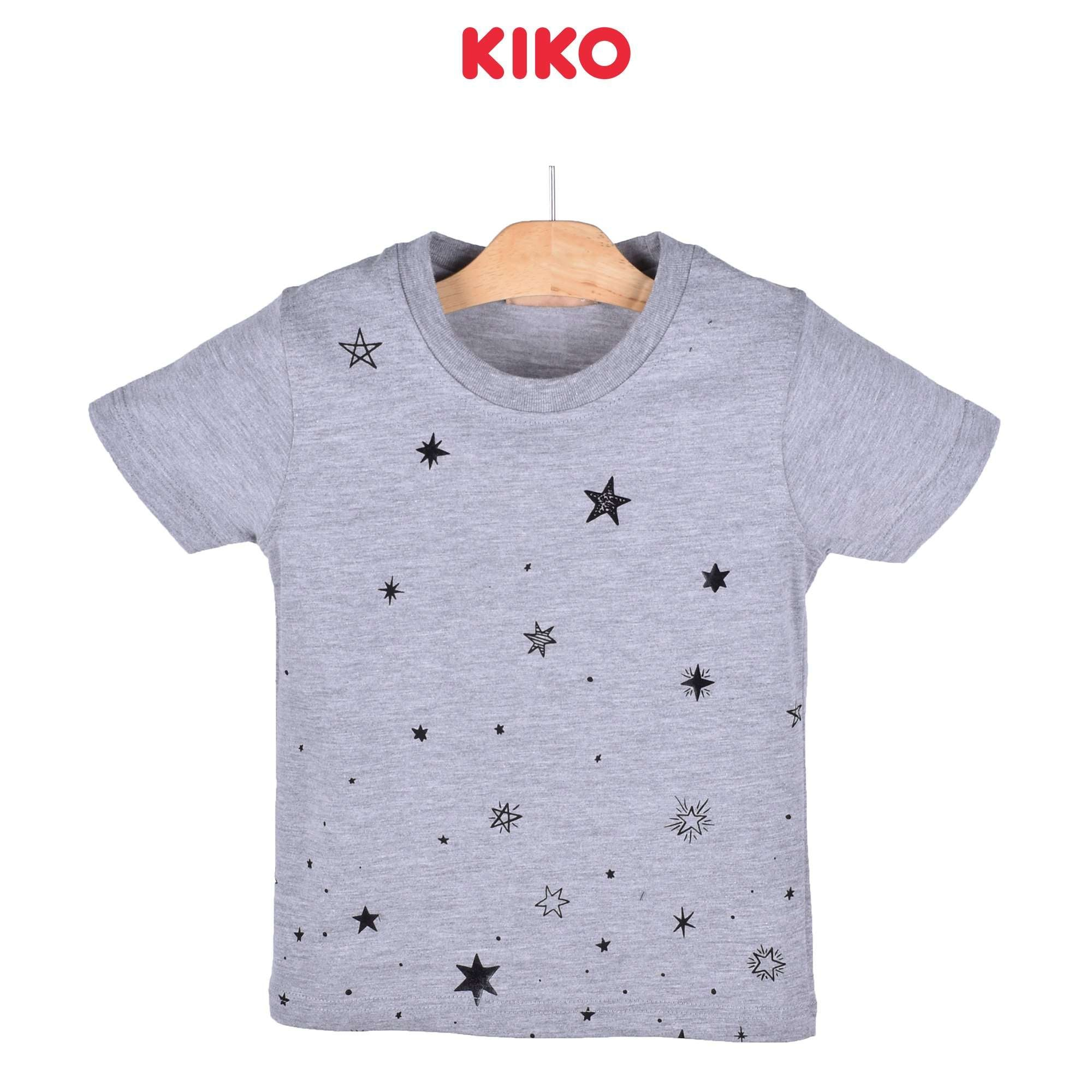 KIKO Boy Short Sleeve Tee 121245-113 : Buy KIKO online at CMG.MY